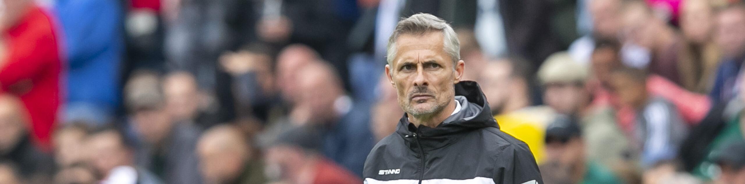Netherlands: Feyenoord Vs Go Ahead Eagles