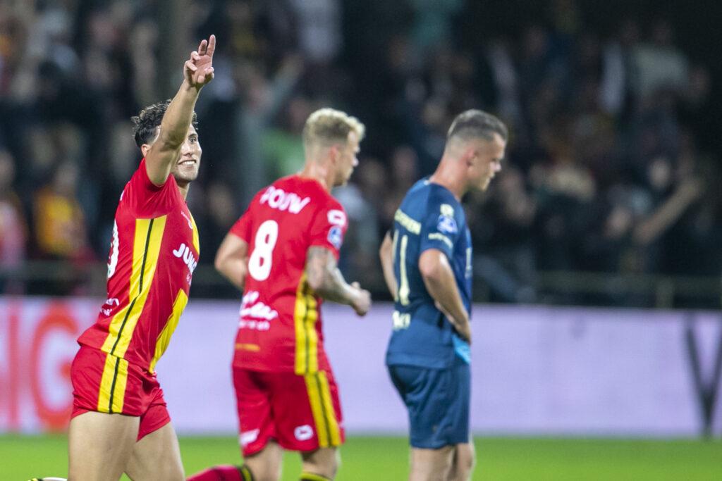 Netherlands: Go Ahead Eagles Vs Sparta Rotterdam
