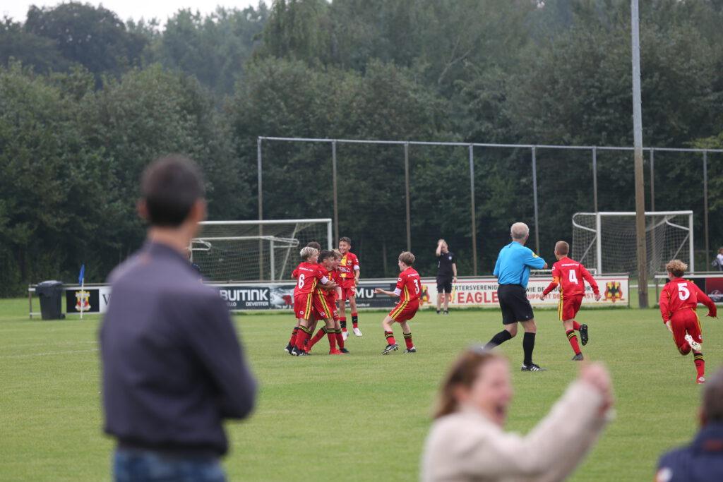 Go Ahead Eagles O13 De Graafschap O13 (2)