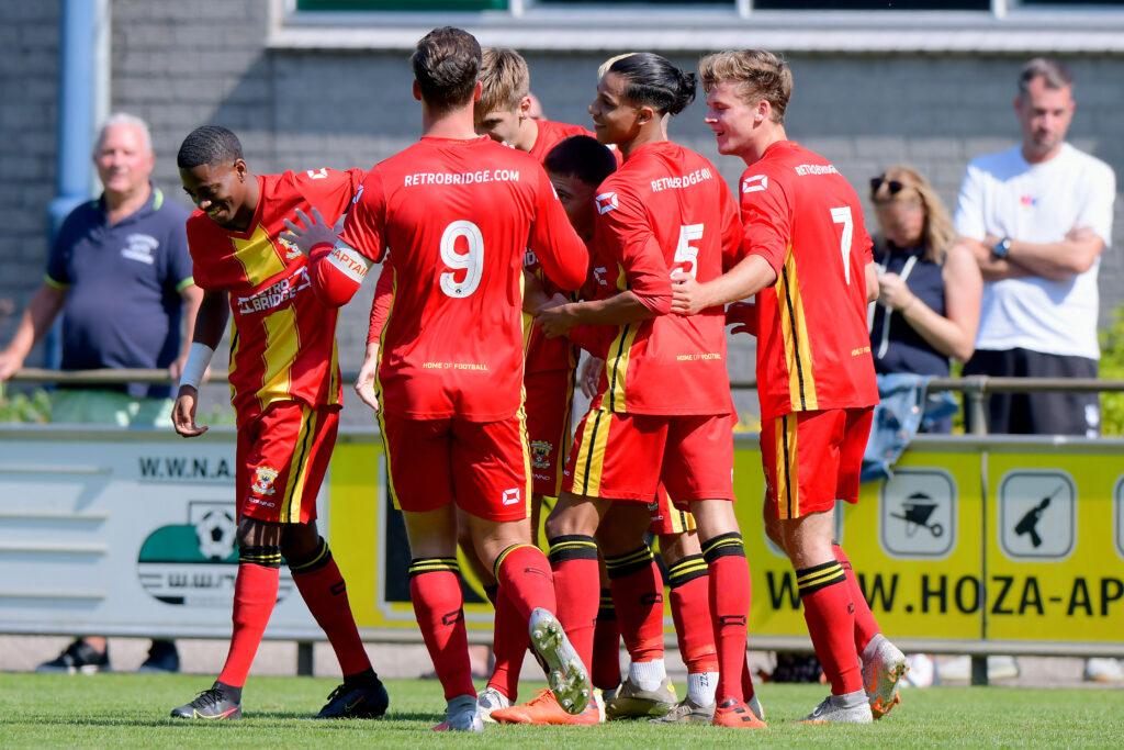 Go Ahead Eagles O21 Schalke 04 O21 (1)