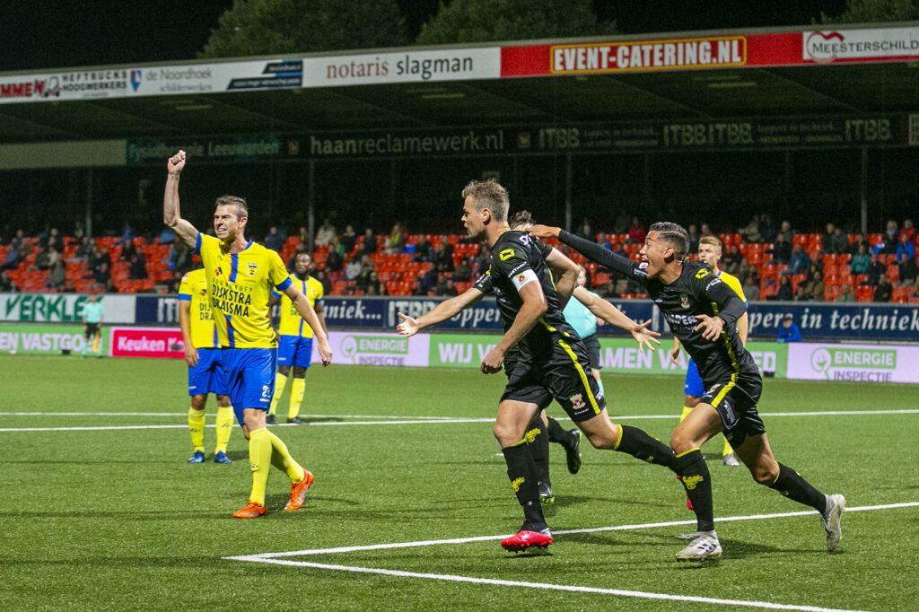 Netherlands: Cambuur Vs Go Ahead Eagles