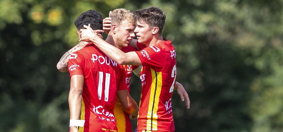 Germany: Vfl Bochum Vs Go Ahead Eagles