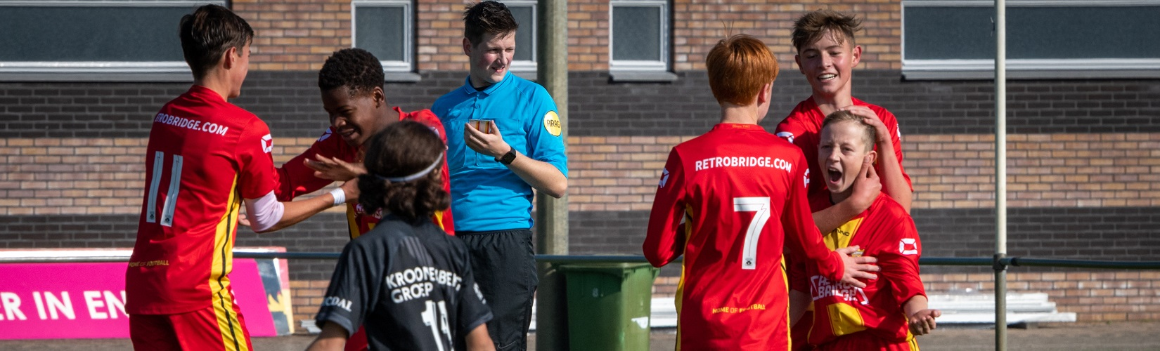 Almere City Fc O14 Go Ahead Eagles O14 (1) Header
