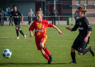 Go Ahead Eagles O14 Almere City Fc O14 (2)