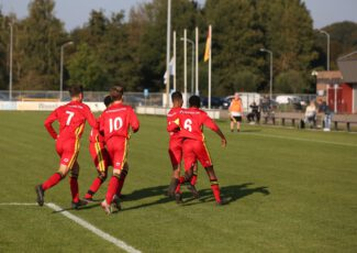 Go Ahead Eagles O16 Fortuna Sittard O16 (2)